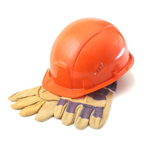 bigstock-Orange-Hard-Hat-Safety-Gloves-232148569