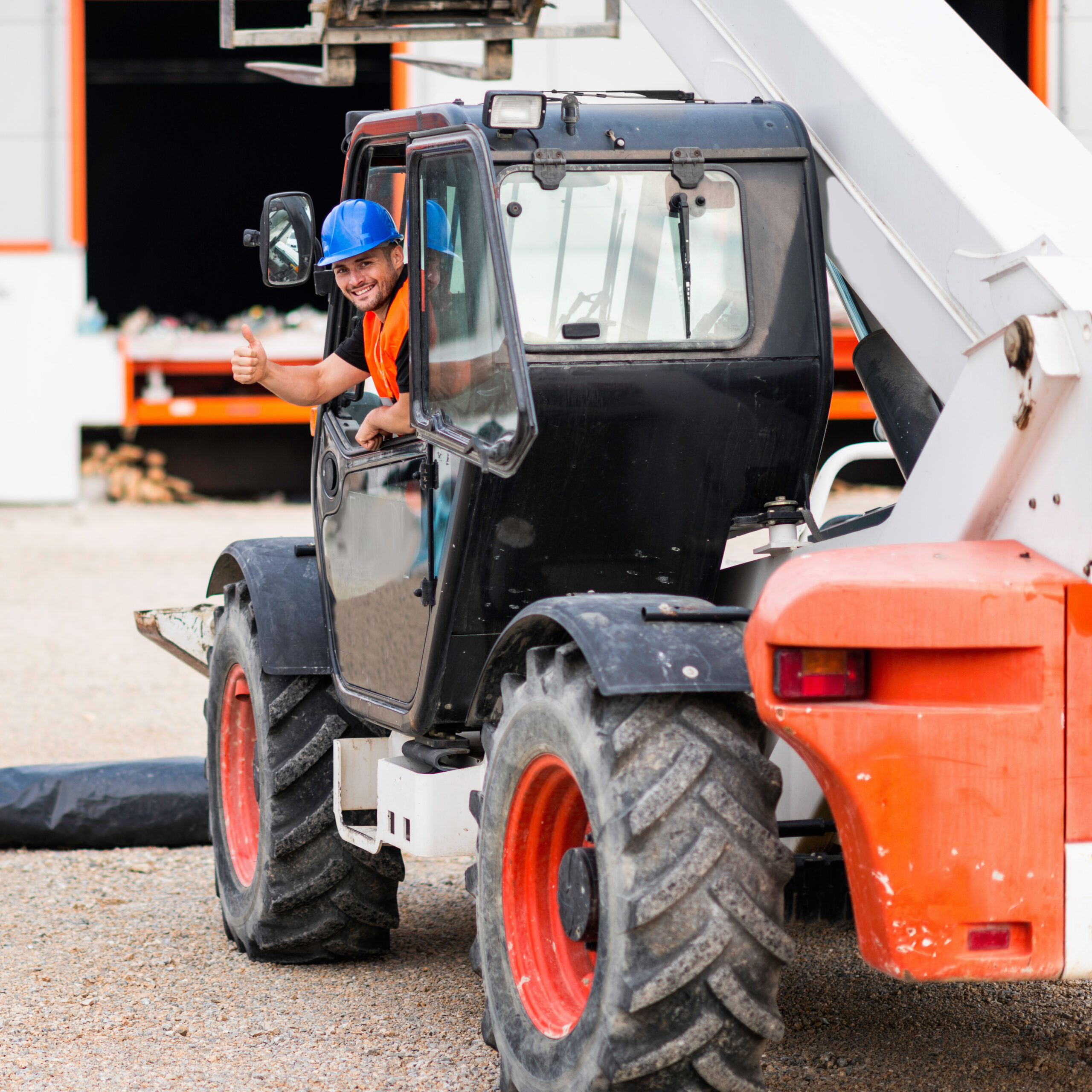 My Tips For Operating A Rough Terrain Forklift