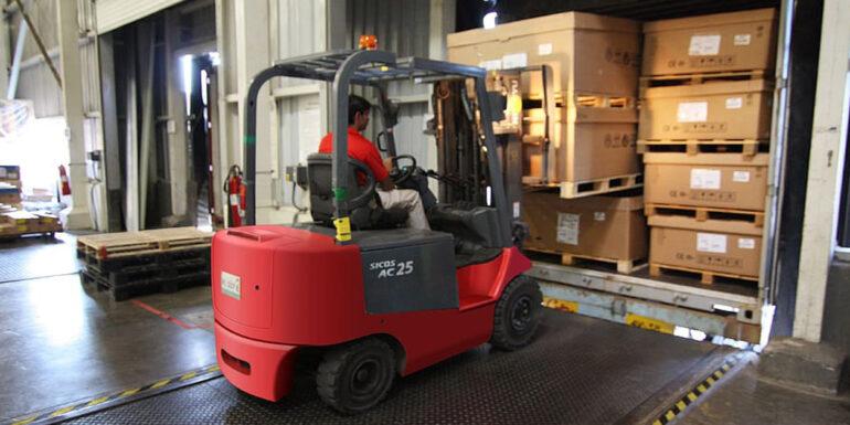 Forklift Certification Manitoba